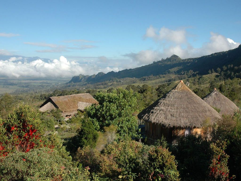 Rundreise Indonesien West Papua Trekking Kultur Irian Jaya Baliem Valley Resort Rundreise Erlebnisreisen